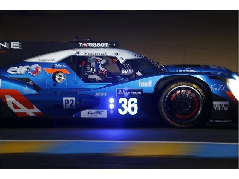 Dunlop takes 6th consecutive Le Mans 24h class <b>win</b>