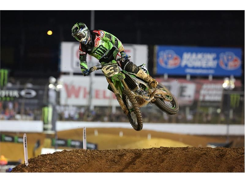 Goodyear Newsroom : MXGP double <b>win</b> for Dunlop in Charlotte