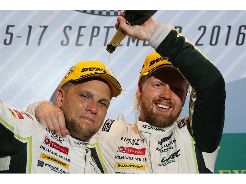 Goodyear Newsroom : FIA World Endurance <b>wins</b> for Dunlop ...