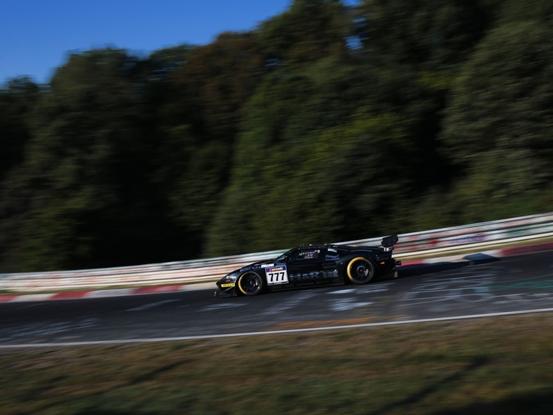 Goodyear Newsroom : A new Nurburgring Record – on Dunlop