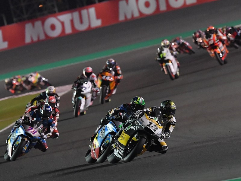 Dunlop extends brand and technical partnership with <b>Moto2</b> and ...