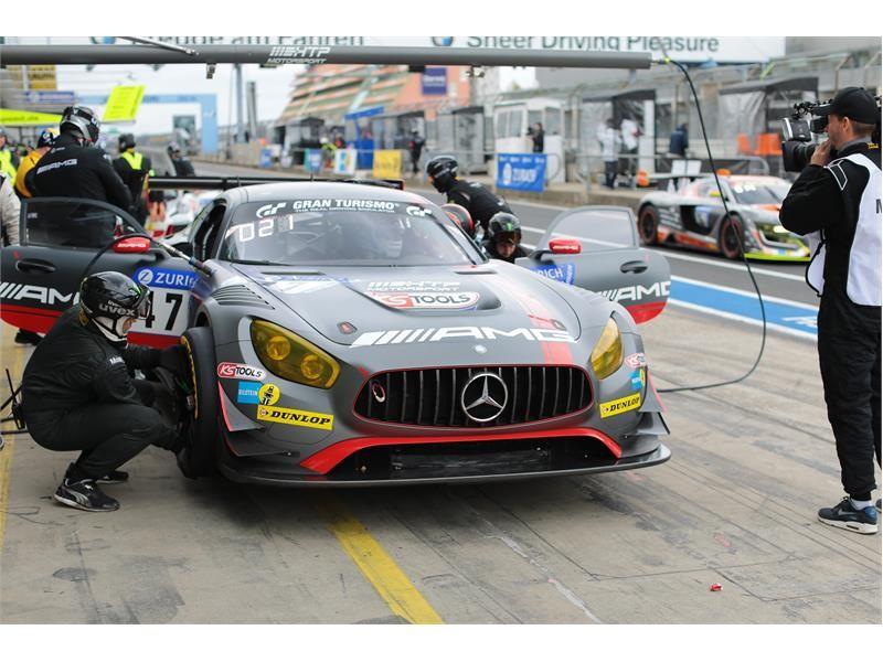 Goodyear Newsroom : Dunlop teams triumph on Nürburgring ...