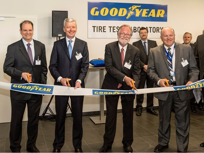 <b>Goodyear</b> Newsroom : <b>Goodyear</b> opens new Tire Test Laboratory in ...