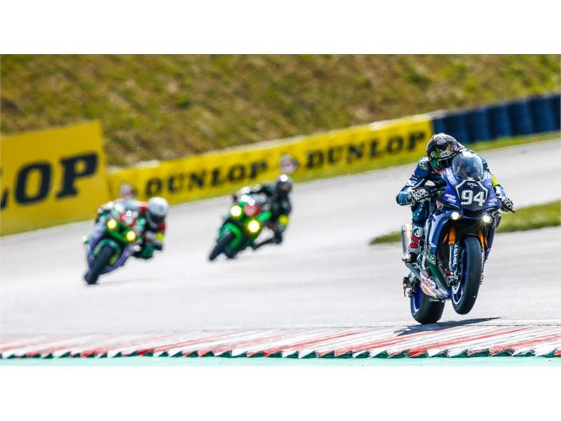 Goodyear Newsroom : Dunlop vince con GMT94 e MOTO AIN CRT ...