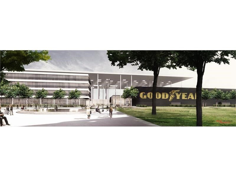 Goodyear Selects Development Partners for new Global <b>Innovation</b> ...