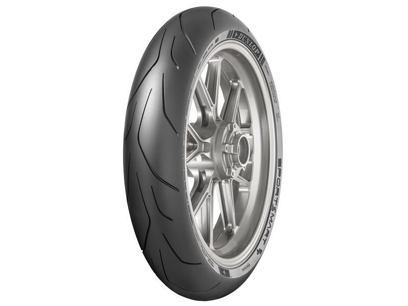 Goodyear Newsroom : Dunlop SportSmart TT – race winning ...