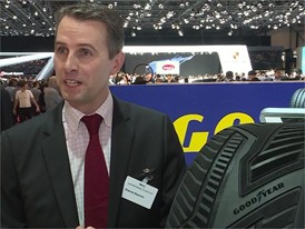 Soundbite/b-roll Goodyear Intelligrip V1 FR - Etienne Besnoin, Goodyear Global innovations