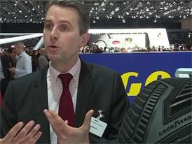 Soundbite/b-roll Goodyear Intelligrip V2 FR - Etienne Besnoin, Goodyear Global innovations