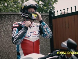 John McGuinness,Isle of Man TT Winner, relives one of his favourite RoadTrips