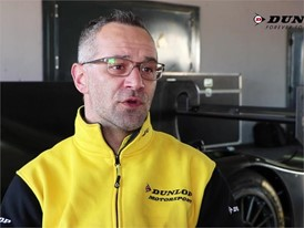 Sebastien Montet talks about the new generation LMP2 tyres