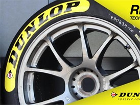 Dunlop - the background to introducing RFID into sportscars