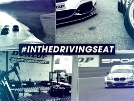 Dunlop invites BTCC fans to get #InTheDrivingSeat with an exclusive Knockhill experience