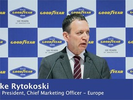 b-roll press conference Goodyear GIMS 2018-Mike Rytokoski (part 2)