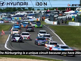 Meet The Expert. Dunlop's Stefano Cassola explains the Nurburgring 24h challenges EN