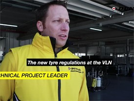 New regulations at Nurburgring VLN - Dunlop expert Bernd Seehafer explains EN