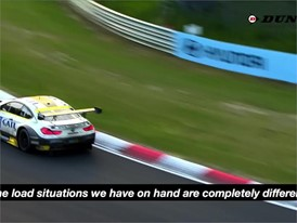The challenges of the Nurburgring Nordschleife -  Dunlop expert Bernd Seehafer explains EN