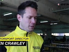 Ben Crawley, Dunlop Motorsport Director, explains more about the motivations for tyre competition