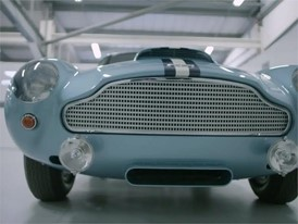 Aston Martin DB4 GT on Dunlop Historic tyres