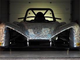 Revolution - designed for the track, on Dunlop.