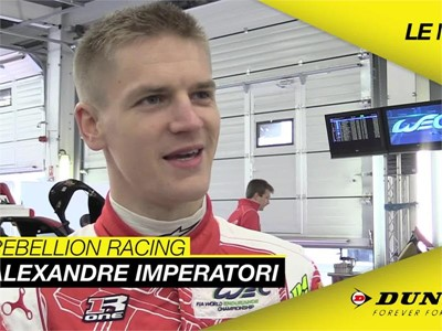 Rebellion and Dunlop prepared for Le Mans marathon