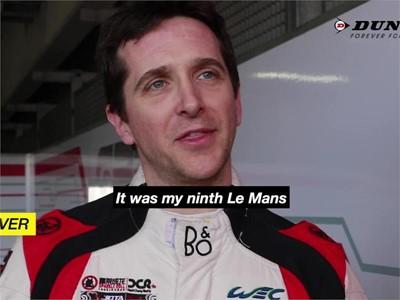 Throwback Thursday: Dunlop's 2017 Le Mans race