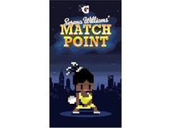 Gatorade Celebrates Serena Williams with 8-Bit Game