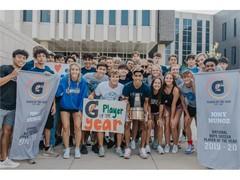 JONY MUNOZ NAMED 2019-20 GATORADE® NATIONAL BOYS SOCCER PLAYER OF THE YEAR
