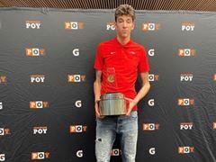 Chet Holmgren Named 2020-21 Gatorade® National Boys Basketball Player of the Year