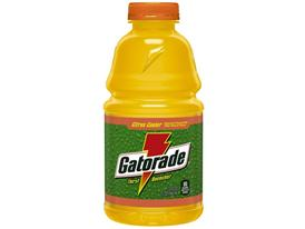 Citrus Cooler Gatorade Thirst Quencher Retro Label