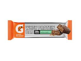 Mint Chocolate Crunch Gatorade Recover Whey Protein Bar
