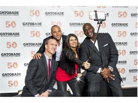 Gatorade Legends Selfie