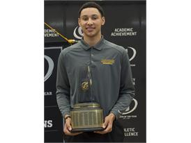Gatorade National Boys Basketball Player of the Year award presentation