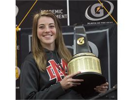Gatorade Girls Basketball Player of the Year award presentation
