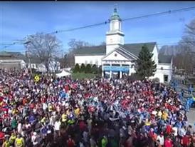 Boston Marathon - What's Your Boston Mile?
