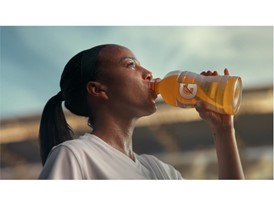 Mallory Pugh Makes Gatorade Debut in TV Ad for Gatorade Thirst Quencher