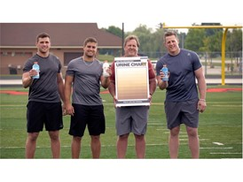 Watt Brothers Talk Beating The Heat In Gatorade Public Service Announcements