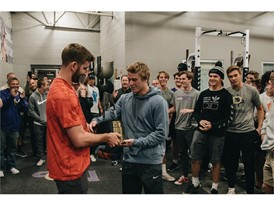 Jake Smith 2018-2019 Gatorade National Football Player of the Year