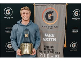 Jake Smith: 2018-2019 Gatorade National Football Player of the Year