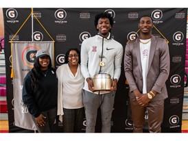 2018-19 Gatorade National Boys Basketball Player of the Year Award Winner James Wiseman