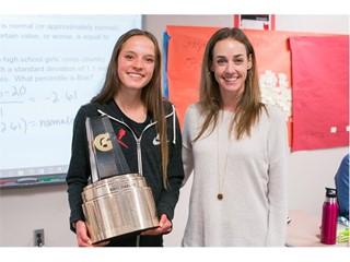 2016-2017 Gatorade National Girls Cross Country Runner of the Year Announcement