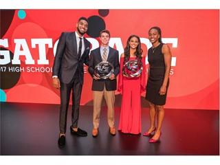 Gatorade Athlere of the Year Awards 3