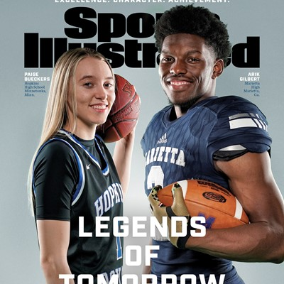 September 2020 issue of Sports Illustrated