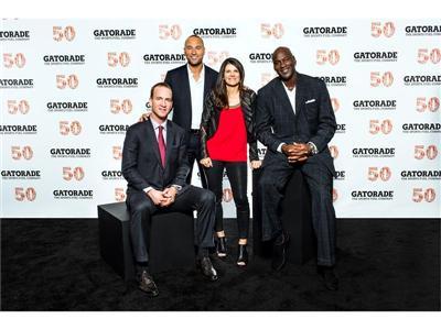 Gatorade 50th Anniversary