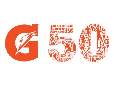 Celebrating Gatorade's 50th Anniversary with University of Florida