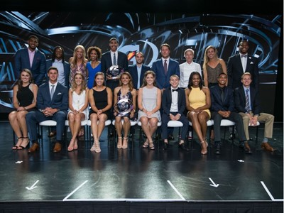 2016 Gatorade Athlete of the Year Announcement