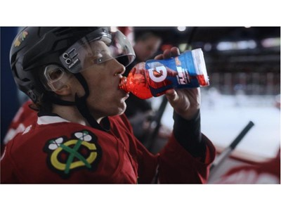 Patrick Kane stars in new Gatorade Flow ad