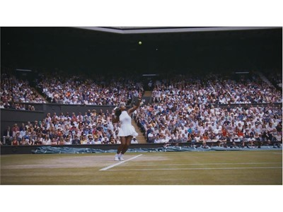 "Gatorade ""Like a Mother"" Tribute Celebrates Serena Williams and Motherhood"