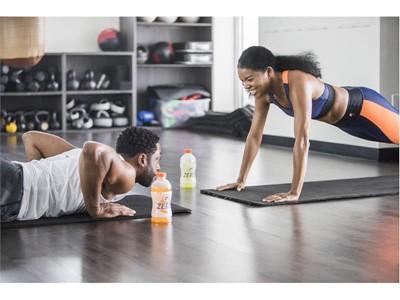 Dwyane Wade, Gabrielle Union Star in New Gatorade Ad