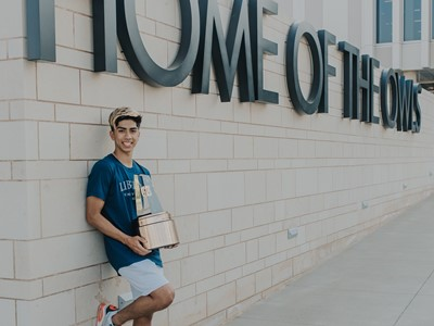 2019-20 Gatorade National Boys Soccer Player of the Year Award Winner Jony Munoz