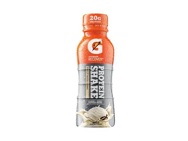 92cc9531a8e Vanilla Gatorade Recover Protein Shake
